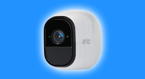 arlo pro wireless home security system
