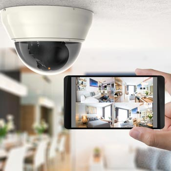 Cwmllynfell home cctv systems